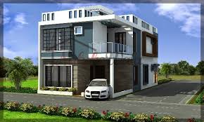 nakshewala com modern duplex house design with 3 bedroom in 1250