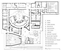 Family Life Center Floor Plans Writers Theatre