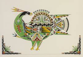 Awa by Awa Tsireh Pueblo Painter And Metalsmith U201d Heard Museum Art