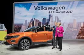 2018 volkswagen t roc priced from u20ac20 390 in germany drivers