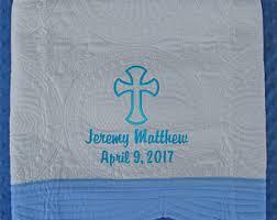 christening blankets personalized christening blankets etsy