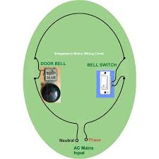 electric doorbell wiring diagram wiring diagram and schematic design