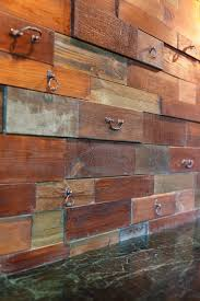 unique wood wall 30 jaw dropping wall covering ideas for your home digsdigs