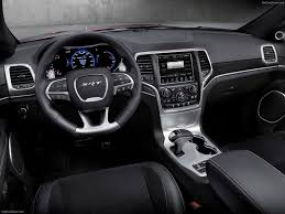 cadillac jeep interior jeep grand cherokee srt 2014 picture 39 of 53