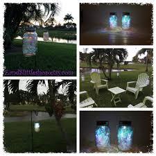 fairy tales mason jars led solar powered with handle christmas