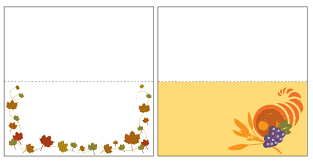 thanksgiving pictures to color and print free 23 sets of free printable thanksgiving place cards