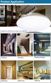 afsemos motion sensor led flush mount ceiling light 12w 10 inch