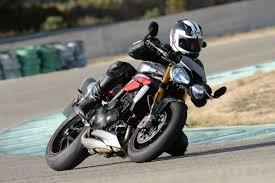 First Ride Triumph Speed Triple R Review Visordown
