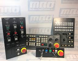 operator panels by fanuc robotics in stock mro electric