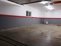 garage makeover ideas throughout garage wall paint ideas garage