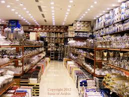shopping for home decor items there are many home decor shops like this one in jeddah with a