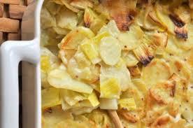 que cuisiner avec des poireaux gratin de pommes de terre poireaux recettes de cuisine avec
