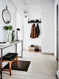white and vintage via coco lapine design hallway pinterest