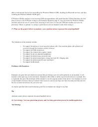 Mobile Application Testing Resume Sample by 35602787 Mobile Application Testing