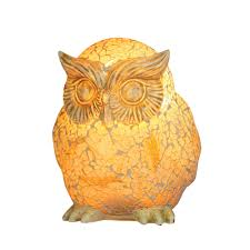1028 mosaic 1 light owl tiffany table lamp