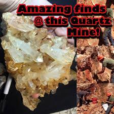 mining america twin creek quartz crystal mine mt ida arkansas