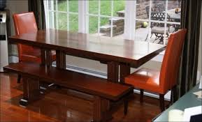 dining room solid dining table shaker dining table white wood