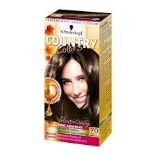 dark hair after 70 schwarzkopf country colors 70 brazil dark brown german drugstore