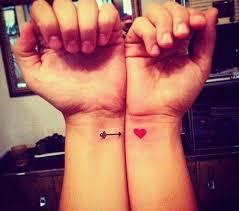 15 cute couple matching tattoo ideas i am bored