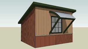 Awning Roof How To Draw Corrugated Metal On A Curved Awning Roof Youtube