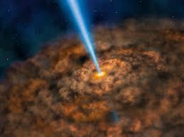 astronomers identify a new mid size black hole nasa