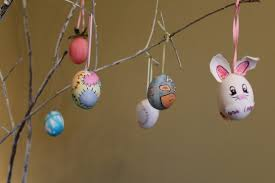 unique easter egg decorating ideas christmas tree market blog
