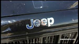 jeep batman logo install of jeep emblem on jeep youtube