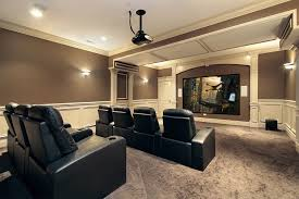 Custom Home Theater Seating Home Theater Installation Houston Home Cinema Installers