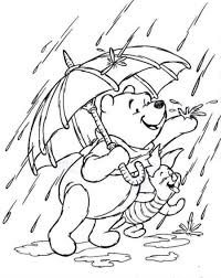 free printable rain coloring pages coloring home