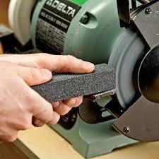 Sharpening Wheel For Bench Grinder Grinding Wheel Dressing Stick 10466 Rockler Woodworking And