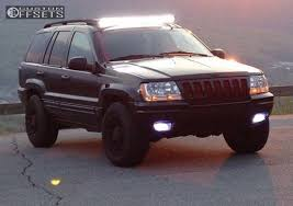 2002 jeep grand 2002 jeep grand gear alloy black stock leveling kit