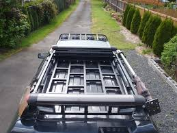 2005 Toyota Tacoma Roof Rack by Drop In Roof Rack Surf And Snow U0027s Version With Integrated Lock