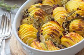 cuisiner la pomme de terre pommes de terre rôties croustillantes cuisine addict cuisine