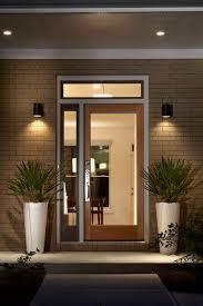 scintillating modern entry door light pictures best inspiration