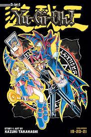 yu gi oh 3 in 1 edition vol 7 book by kazuki takahashi