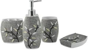 Modern Bathroom Accessories Sets Modern Bathroom Accessories Set My Web Value