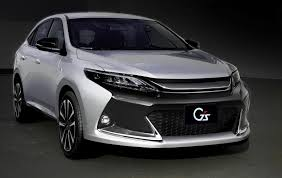 toyota harrier 2016 interior toyota harrier elegance g u0027s