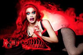 image gallery halloween drag queen