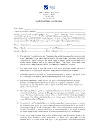 Commercial Lease Termination Agreement Storage Space Lease Agreement By Kte19424 Storage Lease