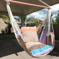 patio hammock swings style outdoor wooden swing bed with canopy