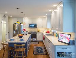 kitchen and bath island bright eclectic kitchen wayne pa maclaren kitchen and bath