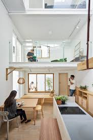 light filled courtyard house that combines a studio and exhibition