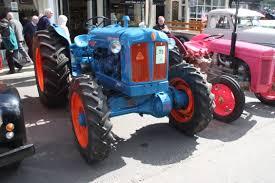 first lamborghini tractor fordson e1a major tractor u0026 construction plant wiki fandom
