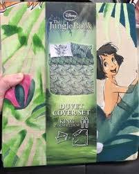 Primark Single Duvet Cover Disney Jungle Book Duvet Reversible Bed Set Primark Single Double