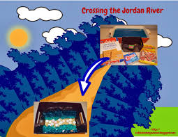 bible fun for kids joshua rahab crossing the jordan river u0026 the