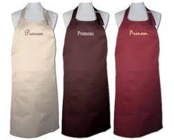 tablier cuisine homme personnalisé beaucoup de variante en photos de votre tablier personnalisé