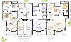multi family house plans triplex triplex floor plan multifamily homes condos and apartment plans