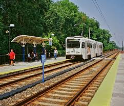 light rail baltimore md file lutherville md light rail station jpg wikimedia commons