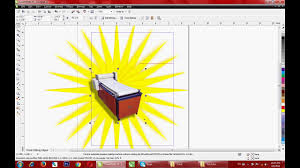 tutorial corel draw power clip coreldraw powerclip in tamil tutorial free video youtube