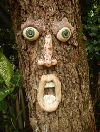 tree face forest faces forest faces are horrible little pieces you can